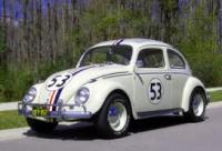 Herbie the lovebug VW Beetle