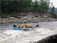 Wilderness Tours Rafting