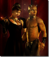 Explore your fantasies: courtesy of Zumanity